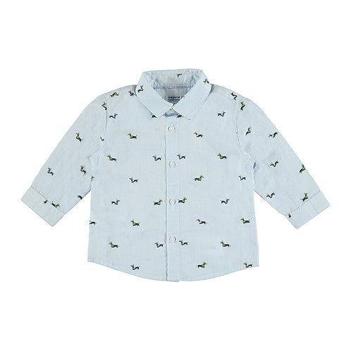 Camiseta m/l lavanda MAYORAL (2147)