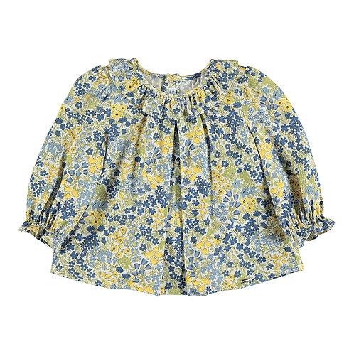 Blusa estampado flores MAYORAL (2151)