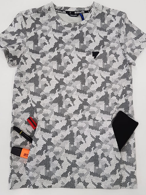 Camiseta BOLSILLO (B002-4404)