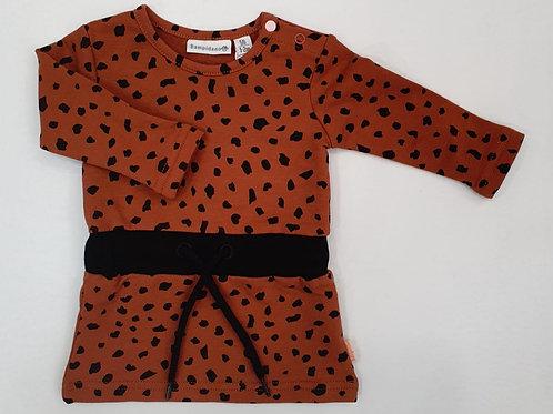 """Vestido """"Mini Wild"""" (A009-7849)"""
