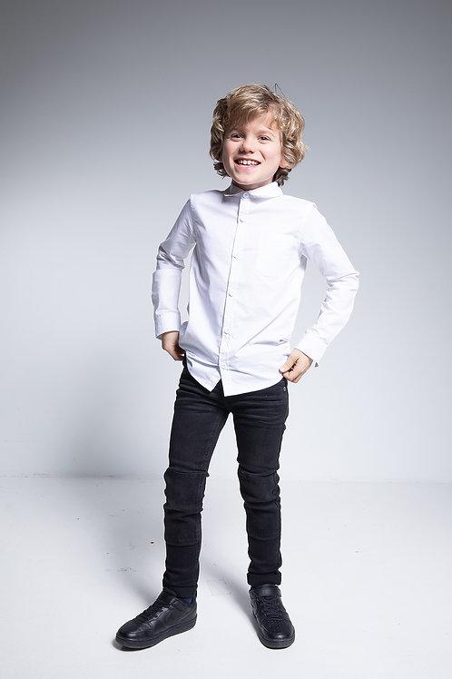 """Camisa """"WhiteTygo"""" (X010-6161)"""
