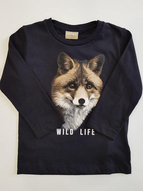 """Camiseta """"Fox""""(12212)"""