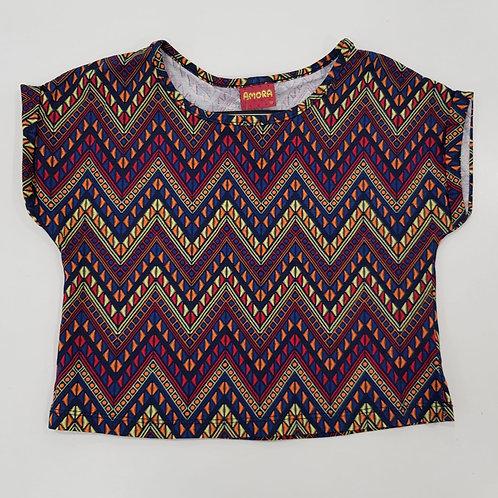 Camiseta étnica de AMORA (51152)