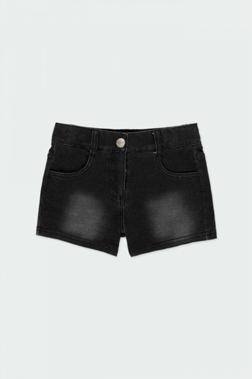 SHORT FELPA DENIM BOBOLI (490081)