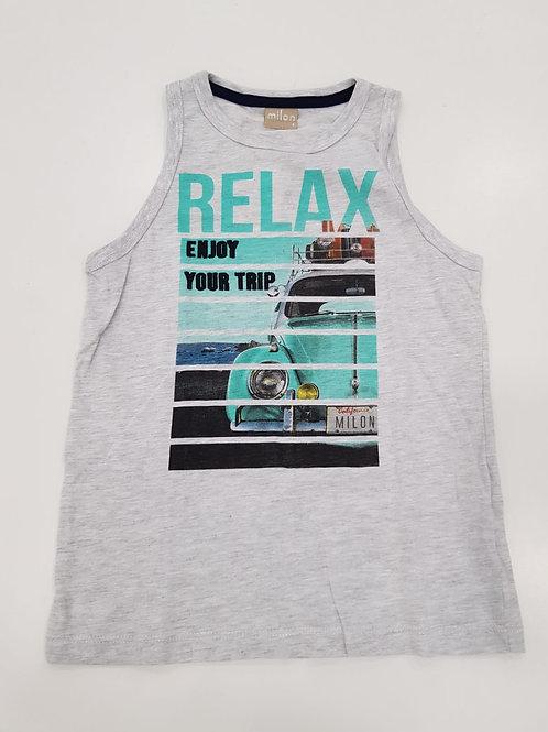 Camiseta sisa relax MILON (11812)