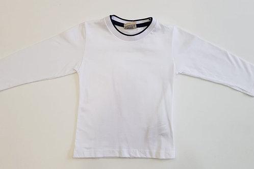 Camiseta básica ribete (11531)
