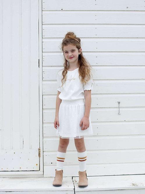 Vestido WHITE TUL (M912-5811)