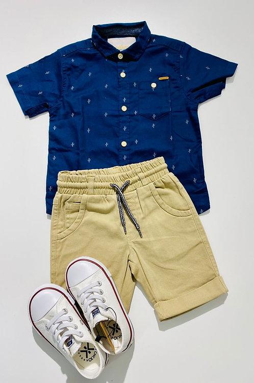 Camisa niño MILON (12520)
