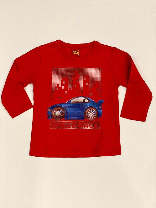 """Camiseta """"Speed Race"""" ( 207166)"""