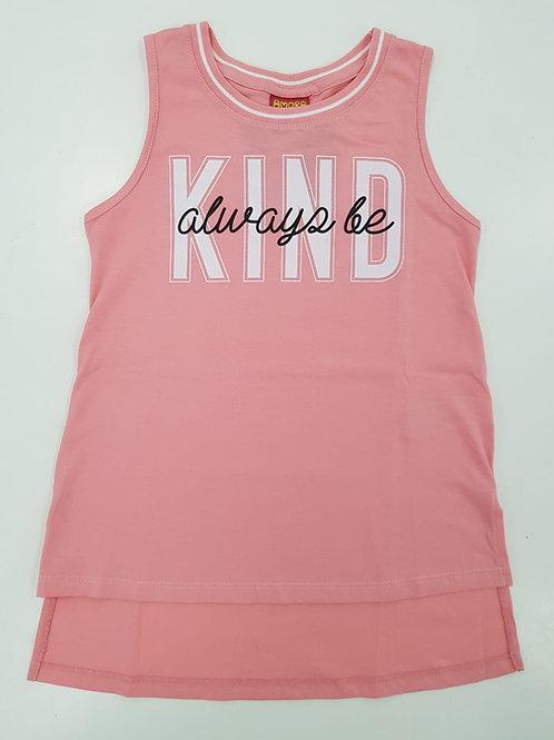 "Camiseta tiras ""Kind"" de AMORA  (51156)"