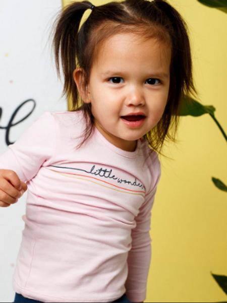 Camiseta Little Wonder Bebé BAMPIDANO (A102-7423)