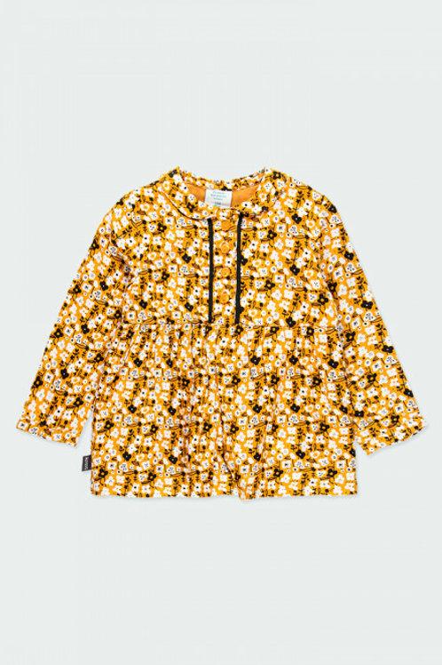 Vestido viella flores BOBOLI (223063)