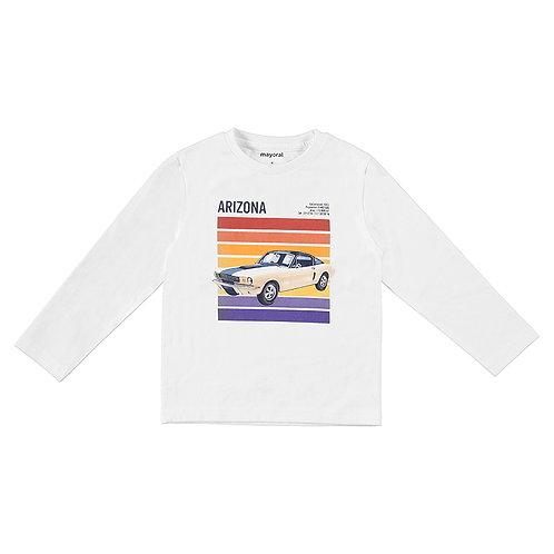 Camiseta coche arizona MAYORAL (4081)