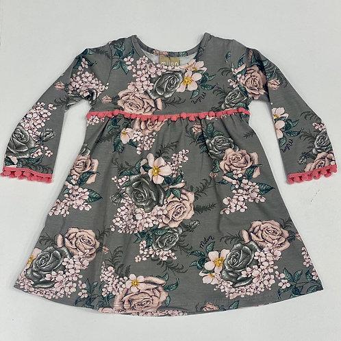 "Vestido ""Pomp Gris"" (12118)"