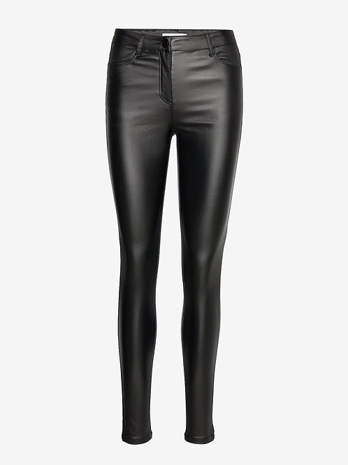 Soyaconcept Pam Coated Black Jeans