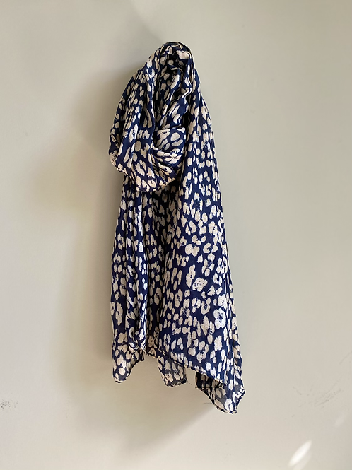 Sandwich Abstract Scarf