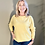 Thumbnail: Thought Polly Jumper - Lemon Yellow