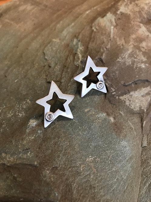 Danon Star Earrings E60047