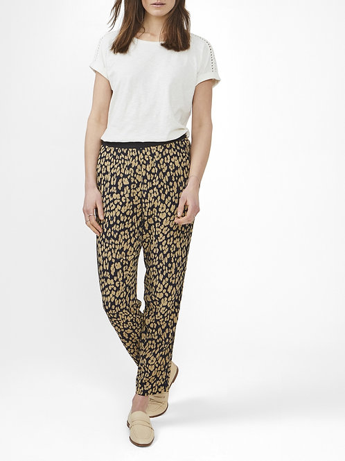 Sandwich Printed Trouser