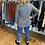 Thumbnail: Neirami Stripe Fleece Top