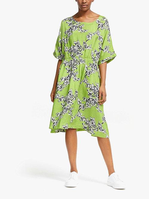 Masai Nan Dress - Peridot Floral Print