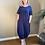 Thumbnail: Mama B Dogliani Dress Blue