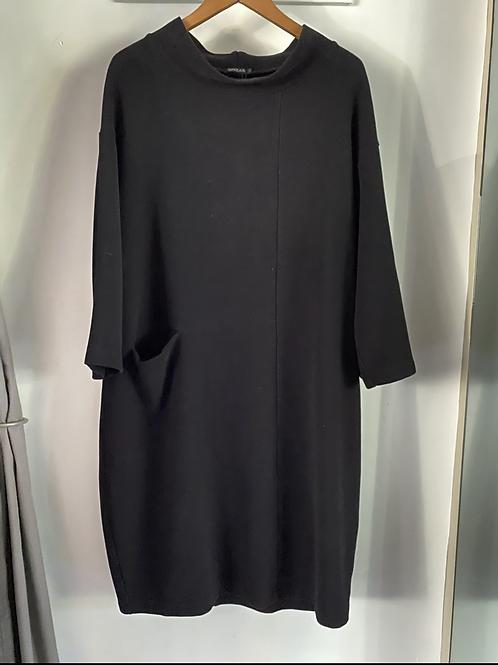 Grizas Tulip Dress - Black