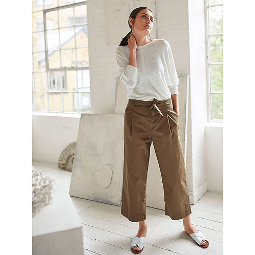Thought Maddalena Organic Cotton Trousers
