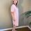 Thumbnail: Sandwich short Sleeve Sun Dress