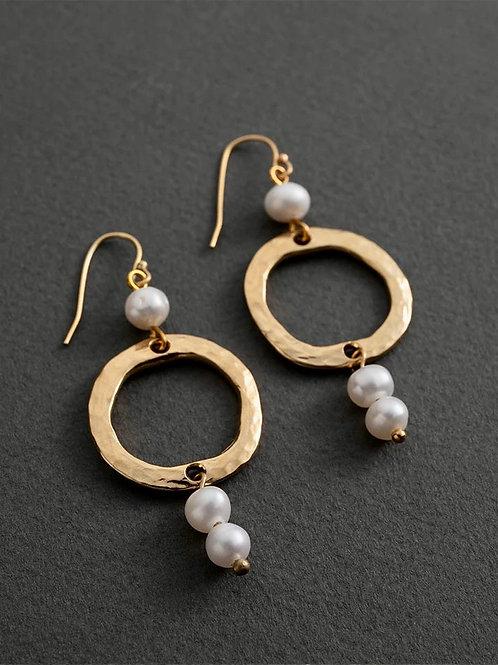 Danon Pearl Earrings E60126GF4