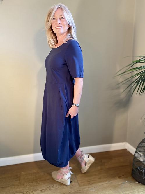 Mama B Dogliani Dress Blue