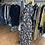 Thumbnail: Black Colour Luna Dress - Black Print
