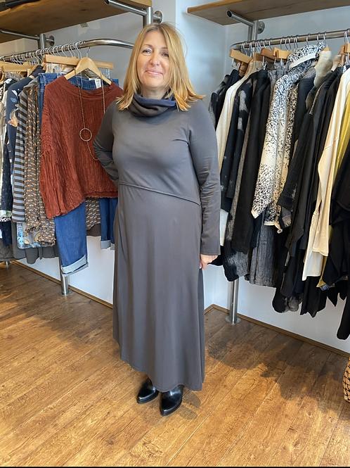 Mama B Daino Dress Ebano