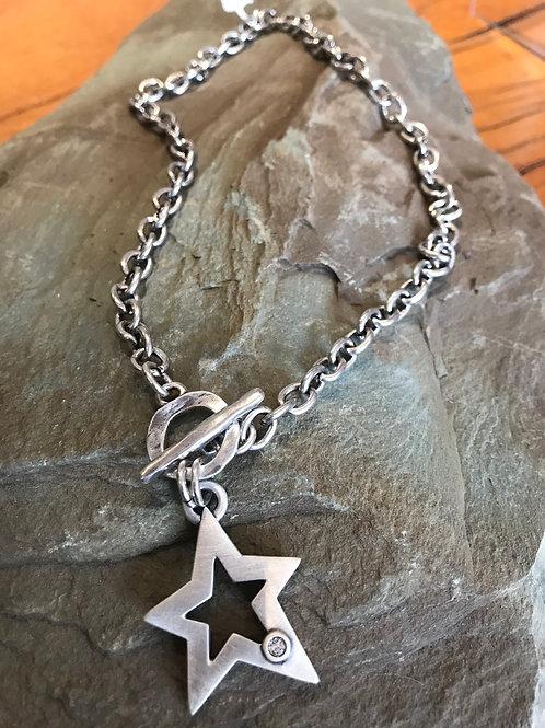Danon Star Necklace N5241