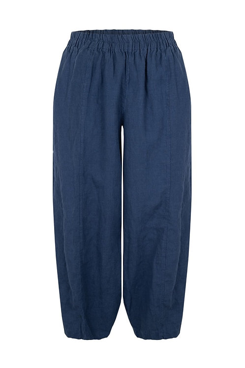 Thing Linen Crop Trousers