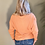 Thumbnail: Thought Polly Jumper - Clementine Orange