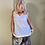 Thumbnail: Thought Imogen Cami Top - White
