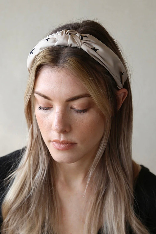Tutti & Co Starlight Knot Headband