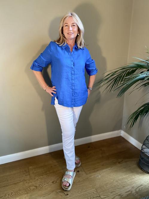 Peruzzi Linen Shirt