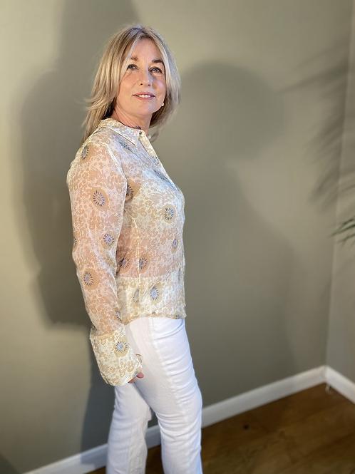 Costamani Linda Sheer Shirt
