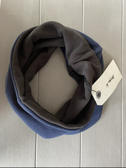 Mama B Collobi Snood Ebano-Navy