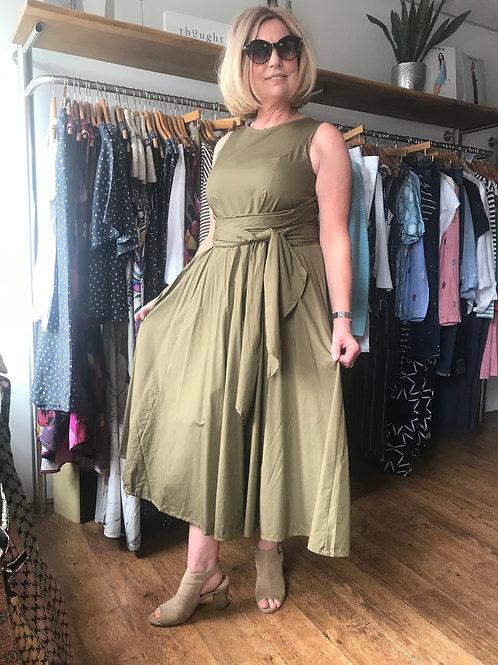 Thought Maddalena Organic Cotton Dress