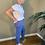 Thumbnail: Sandwich Linen Trousers