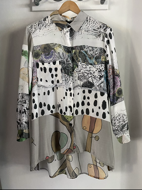 Grizas Print Shirt