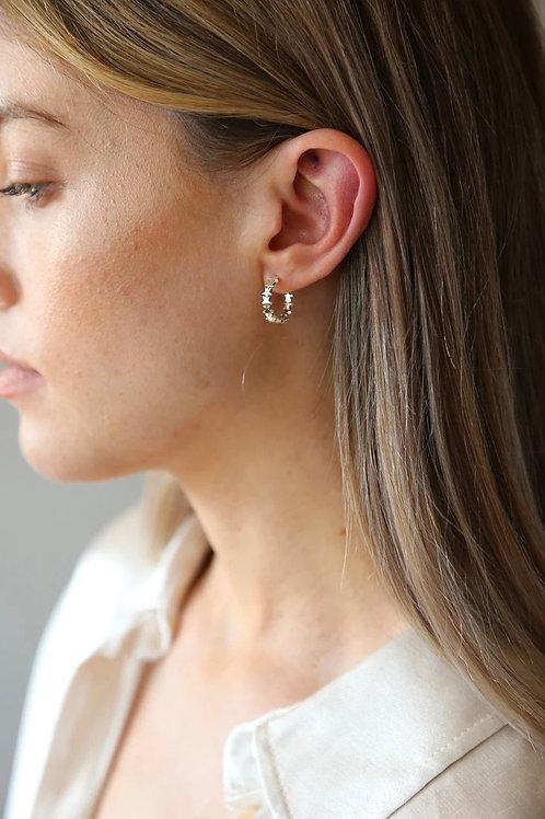 Tutti & Co Star Earrings