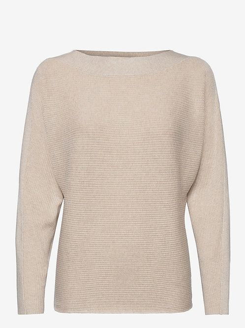 Soyaconcept Dollie Rib Boat Neck Sweater