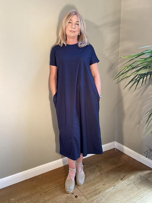 Mama B Champagn Dress - Blu