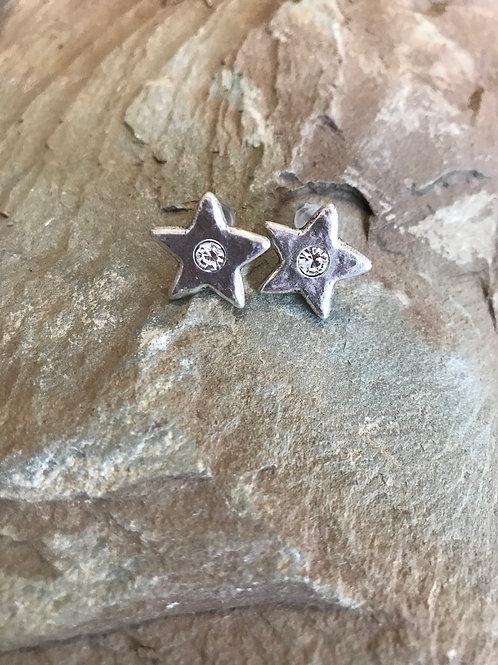 Danon Star Stud Earrings E60104