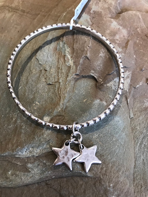 Danon Double Star Bangle B3905