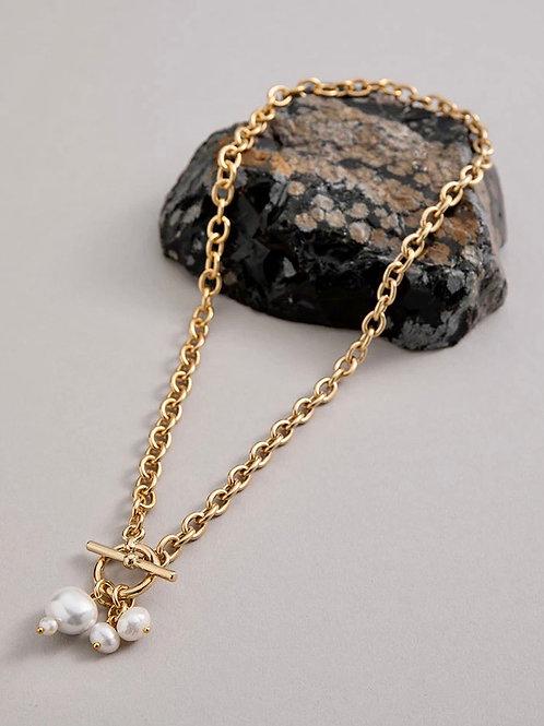 Danon Pearl Necklace N5337GF4